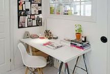 Craft spaces_ / by Sarah