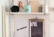 Organize & storage_ / by Sarah