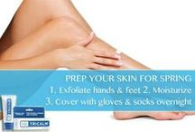 Skin Deep / Tips for healthy skin / by TriCalm