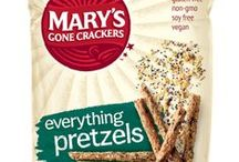 Mary's Gone Crackers® Products / by Mary's Gone Crackers