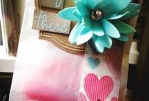 Cards and crafts inspiration / by Karol Vindas