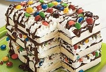 Ice Cream Treats & Frozen Treats