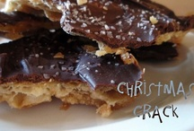 Candy Bark, Snack Mixes, Nuts and Nibbles
