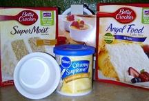 Cake Mix Treats