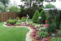 Garden ideas / by Lisa Stone