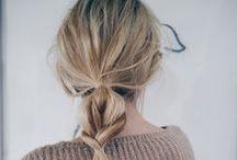 Everyday Hair Looks