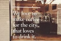 Lovely coffee shops, bakery, retail ideas / by IDEENKUECHE