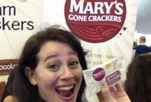 Blogger Buddies! / Our Blogger Buddies give you a piece of their mind on Mary's Gone Cracker products. / by Mary's Gone Crackers