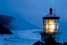 Lighthouses / Yeah I have a thing for lighthouses. Don't judge.