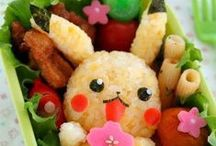 crazyheads Cute Kawaii Food / Nom nom nom! We love food, especially cute food!