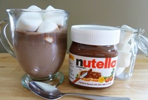 Nutella Goodness / by Heather Moran