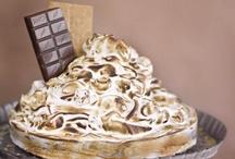 Food: Pie / by Jenna Cole