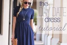 DIY Fashion + Gifts / Create those fashion looks for half the cost.