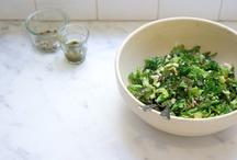Food: Salads / by Jenna Cole