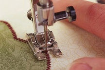 The Sewing Machine / by Michelle Gylling