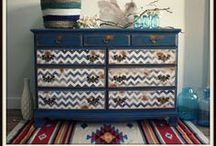 Furniture Inspiration  / by Erin McIntyre Hawkins