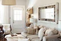Home: Living Room / Living room design inspiration