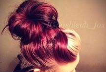 Hair, Nails & Make up / by ♕Lexie
