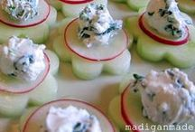 RECIPES APPETIZERS / by Sheryl Hicks