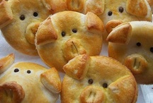 This Little Piggy Went to Market (Recipes) / by Glenda Mason