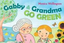 Reading List for Preschoolers / Here are some of our favorite books about taking care of the Earth.  These are great to help your children learn more about the Earth and going green.  Check out Green Kid Crafts products on http://www.GreenKidCrafts.com