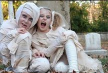 Homemade Halloween Costumes / We've got fun homemade Halloween costumes that your kiddos will love creating, plus eco friendly holiday decor and fair trade treats. DIY costumes, DIY Halloween decorations.