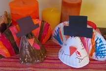 Thanksgiving Crafts / Celebrate Thanksgiving with these crafts.  Check out Green Kid Crafts products on http://www.GreenKidCrafts.com