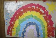 Scrap Paper Crafts / We love these scrap paper crafts! Check out Green Kid Crafts products on http://www.GreenKidCrafts.com