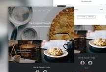 Design Inspiration / Website design & UI inspiration.