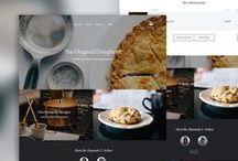 Design Inspiration / Website design & UI inspiration.