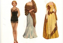 Paper Dolls Galore / by Linda Grey