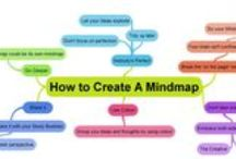 Mapas mentais, conceituais e Organizadores gráficos / Mind Map and Graphic Organizers