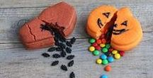 Halloween Ideas / Spooky ideas for Halloween-themed costumes, decorations, treats, food, crafts and more.