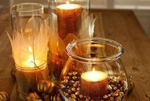 Fall Home Decor Ideas / by Carrie DeLeo Drew