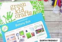 Green Kid Crafts Reviews / Reviews of Green Kid Crafts' Discovery Boxes.  Learn about Green Kid Crafts' Discovery Boxes at http://www.GreenKidCrafts.com