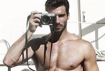 Men behind the Camera