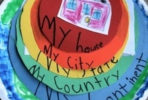 Around the World Activities / Here are some of our favorite crafts and activities to learn more about the world.  Your child can learn about different cultures and traditions.  Check out Green Kid Crafts products on http://www.GreenKidCrafts.com