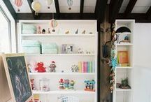 Home: Playroom + Rec Room / Playroom and Rec Room Design Inspiration