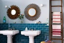 Upstairs Bathroom / Fixtures, fittings and inspiration for our upstairs bathroom.