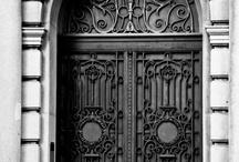 Exquisite doors , entrances and windows / Design.  / by Teresa Sartin