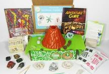 Science and Craft Boxes / Products that Green Kid Crafts has to offer.  Give your child the gift of discovery, learning and creativity!  Check out Green Kid Crafts products on http://www.GreenKidCrafts.com