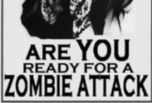 Zombie Party / In case you didn't know it, zombies are real. Yep. And we're here to help you survive an outbreak with Zombie Month Survival 101. Construct zombie traps and escape through the infected as you make your way to the safe house! Will you get infected or will you be a survivor? Hmmm....