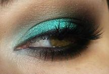 Evening make-up / Maquillage de soirée