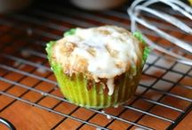 Muffin Monday / Muffin Recipes / by Kimberly Riley
