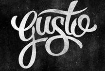 Hand Drawn Type / by Andrew Ley