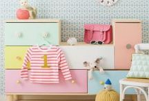Pretty Kids' Rooms / by Joni Lay / Lay Baby Lay