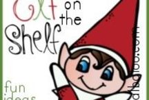Jessie,  my elf on the shelf  / All the fun things that Jessie will do.  / by Teresa Sartin