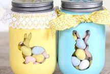 Easter Eggstravaganza / Easter craft and celebration ideas