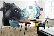 Home Stylee - Dining In / Eating in style with some great designs in dining rooms and kitchens.  / by Iced Hazelnut