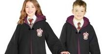 Harry Potter Costumes / Harry Potter is one of the most popular book and movie series in the world! Now you can dress up as your favourite witch or wizard!